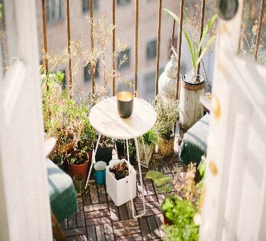 Romantic Outdoor Area